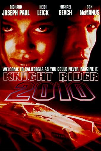 Poster of Knight Rider 2010