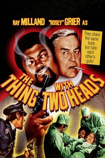 Poster of The Thing with Two Heads