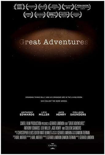 Poster of Great Adventures