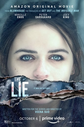 Poster The Lie