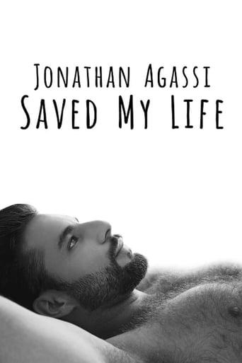 Jonathan Agassi Saved My Life Poster