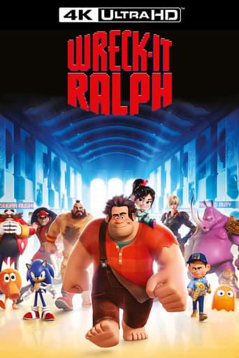 Film Raubíř Ralf - 4K [HDR]