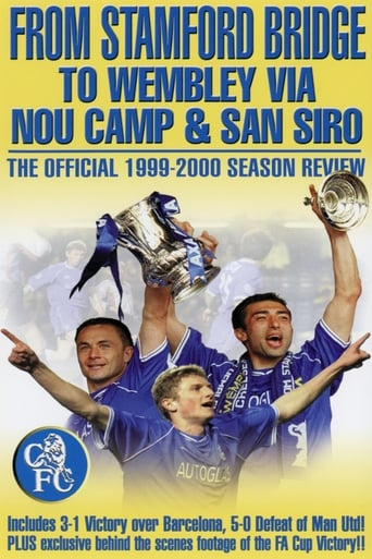 Poster of Chelsea FC - Season Review 1999/00