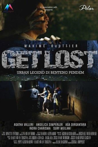 Poster of Get Lost