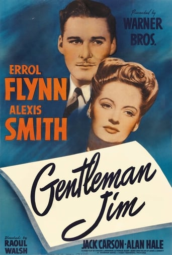 Poster of Gentleman Jim
