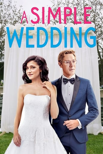 Poster of A Simple Wedding