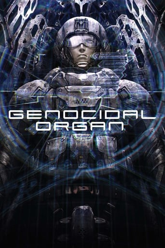 Poster of Genocidal Organ