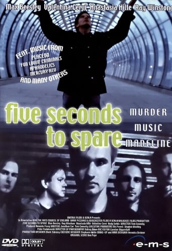 Poster of Five Seconds to Spare