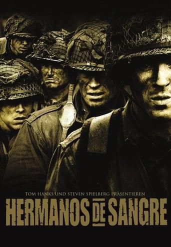 Irmãos de Guerra 1ª Temporada - Poster