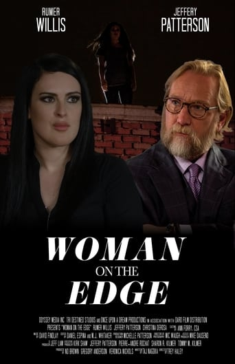Poster of Woman on the Edge