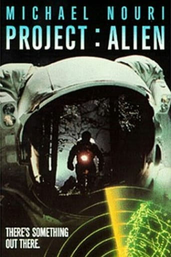 Poster of Project Alien