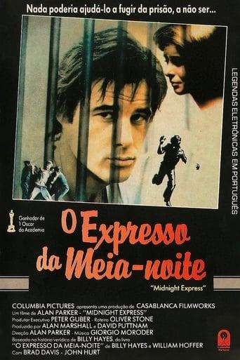 O Expresso da Meia-Noite - Poster