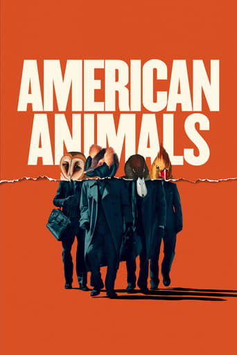 Poster of American Animals