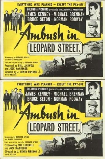 Poster of Ambush in Leopard Street