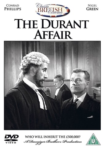 Poster of The Durant Affair