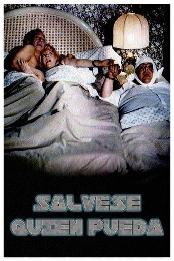 Poster of Sálvese quién pueda
