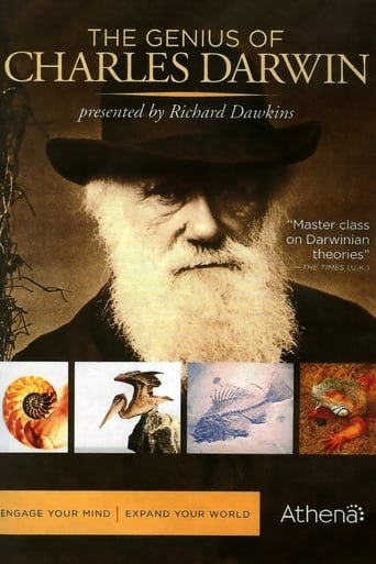 Poster of The Genius of Charles Darwin