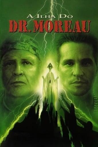 A Ilha do Dr. Moreau - Poster