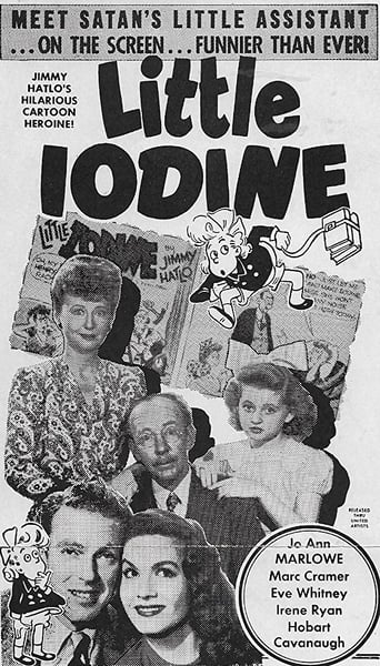 Poster of Little Iodine