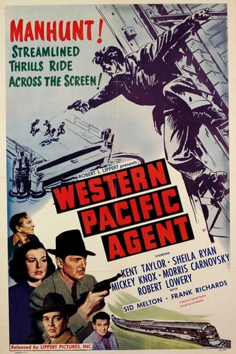 Poster of Western Pacific Agent
