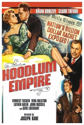 Poster of Hoodlum Empire