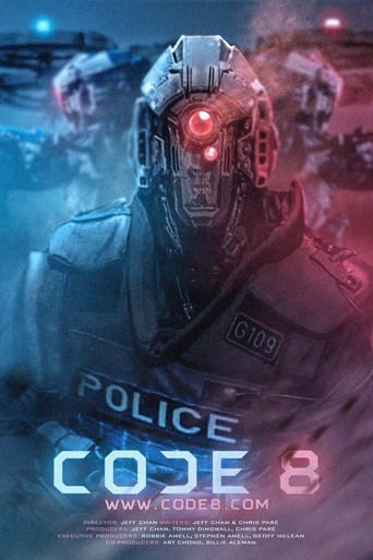 voir film Code 8 streaming vf