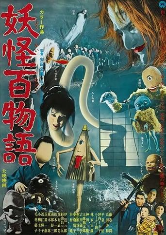 Poster of Yokai Monsters: 100 Monsters