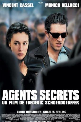 Poster of Secret Agents