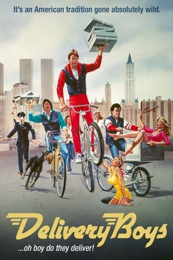 Poster of Delivery Boys