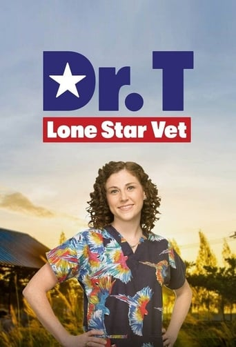Poster of Dr. T, Lone Star Vet