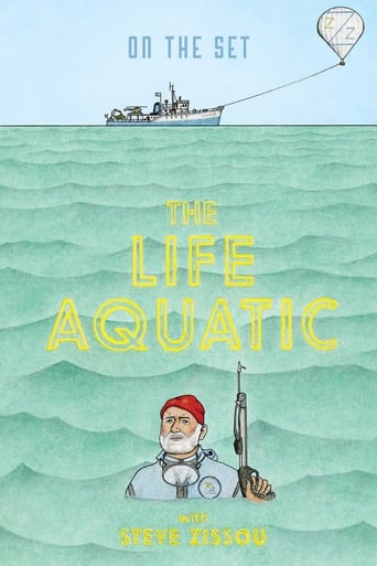 On the Set: The Life Aquatic with Steve Zissou