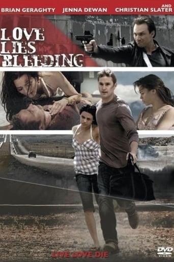 Poster of Love Lies Bleeding