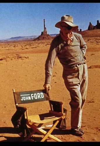 Poster of John Ford & Monument Valley
