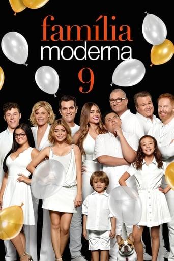 Família Moderna 9ª Temporada - Poster