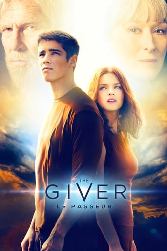 Poster of The Giver - Le Passeur