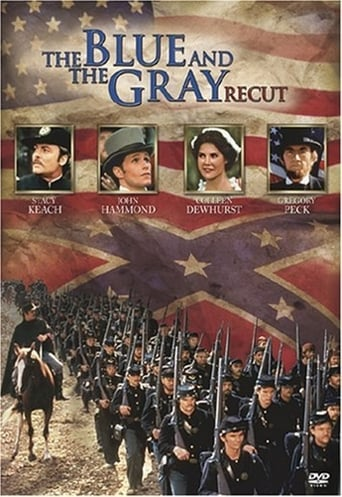 Poster of The Blue and the Gray