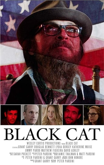 Poster of Black Cat
