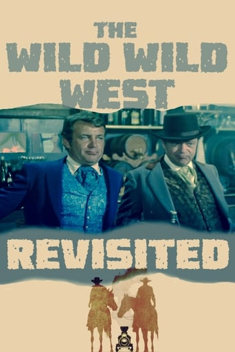 Poster of The Wild Wild West Revisited