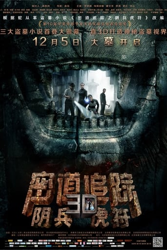 Poster of Tomb Robber