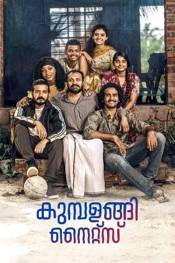 Poster of Kumbalangi Nights