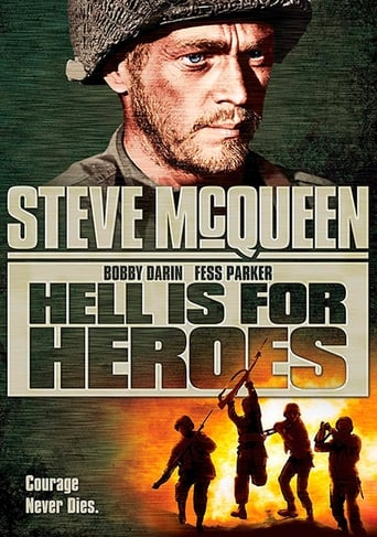 Poster of Hell Is for Heroes