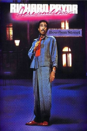 Poster of Richard Pryor: Here and Now