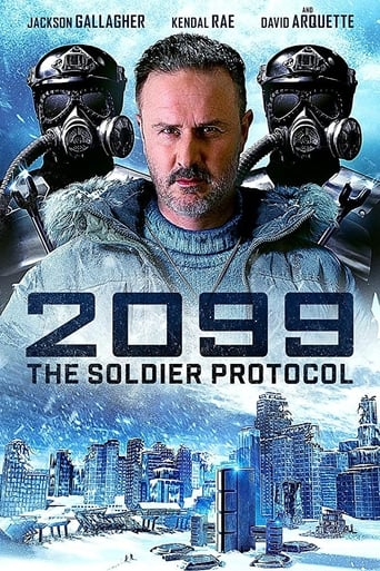 2099: The Soldier Protocol Poster