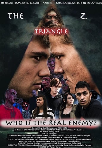 The Z Triangle Movie Poster