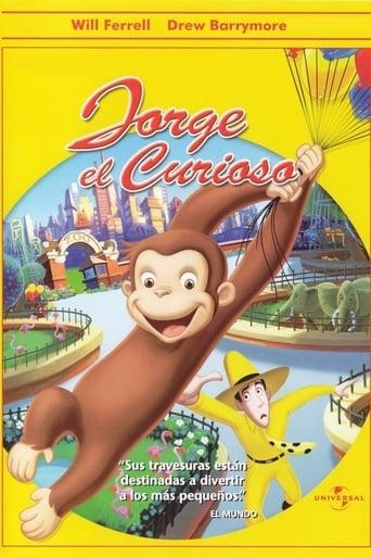 Poster of Jorge el curioso