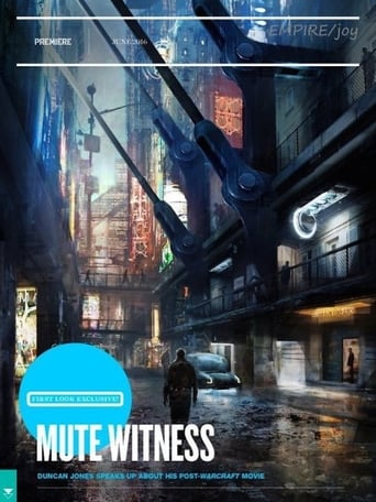 Poster of Mute
