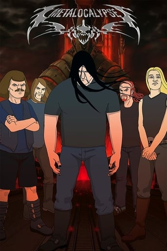 Poster of Metalocalypse