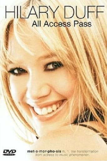 Poster of Hilary Duff: All Access Pass
