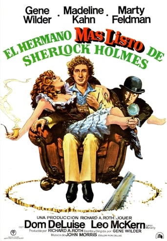 'The Adventure of Sherlock Holmes' Smarter Brother (1975)