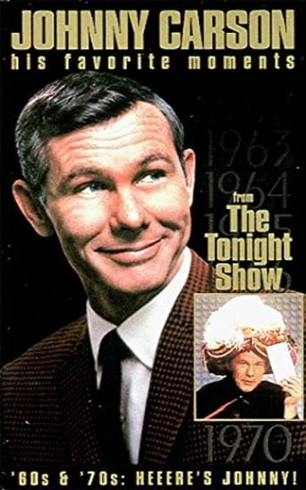 Johnny Carson - His Favorite Moments from 'The Tonight Show' - '60s & '70s: Heeere's Johnny! poster